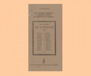 1867: Giuseppe Garibaldi al carnevale di venezia
