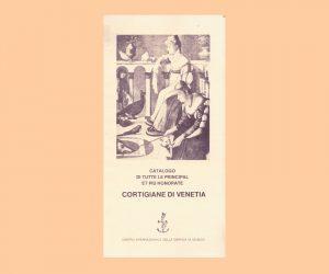 Catalogo delle cortigiane di Venezia